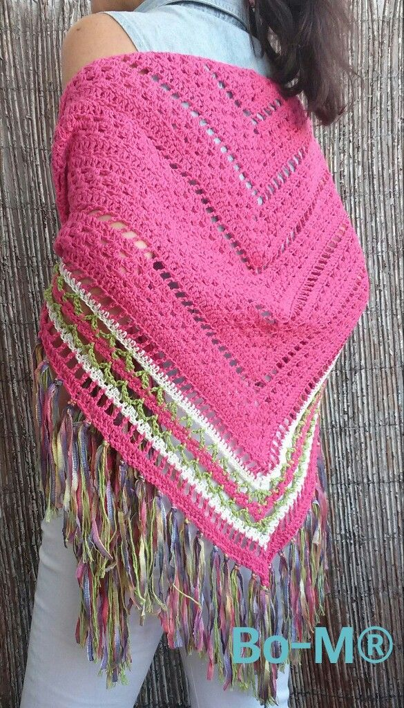 Bo M Xaile Samba Crochet Poncho Schawl Pinterest Schal