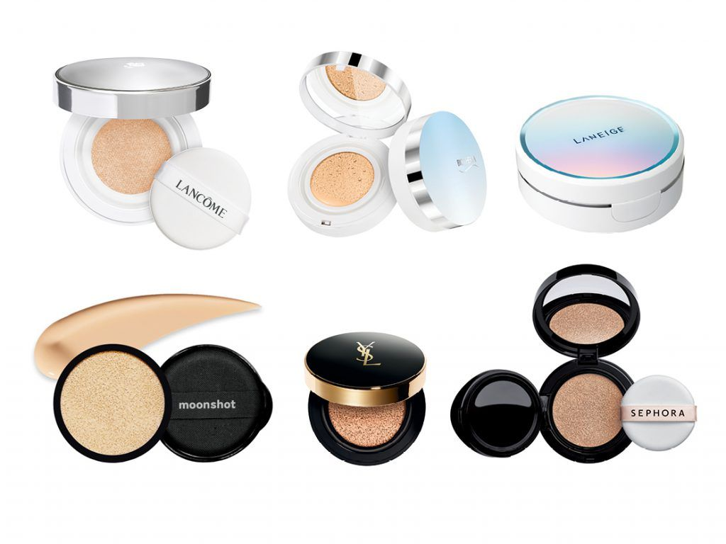 How to Pick the Best BB Cushion for your Skin Type | Korean makeup ...