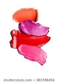 Photo of Lipstick textures on white backgroundstock photos images – ##photos #backgrounds…
