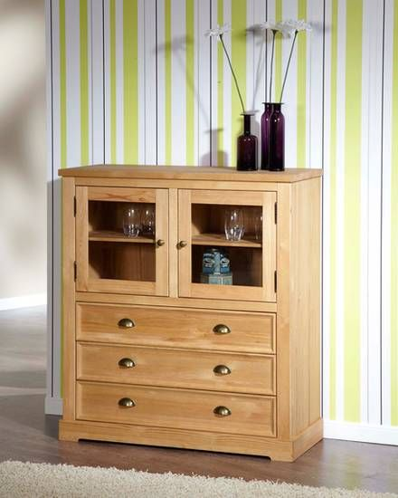 Kian Highboard Danisches Bettenlager Living Highboard