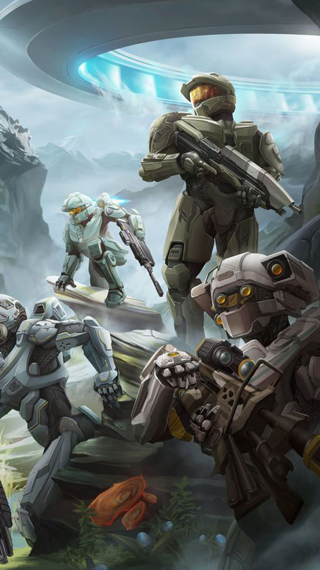 Wallpaper iphone 6 xbox - Wallpaper Halo Wars Xbox One Atriox Best Games Games