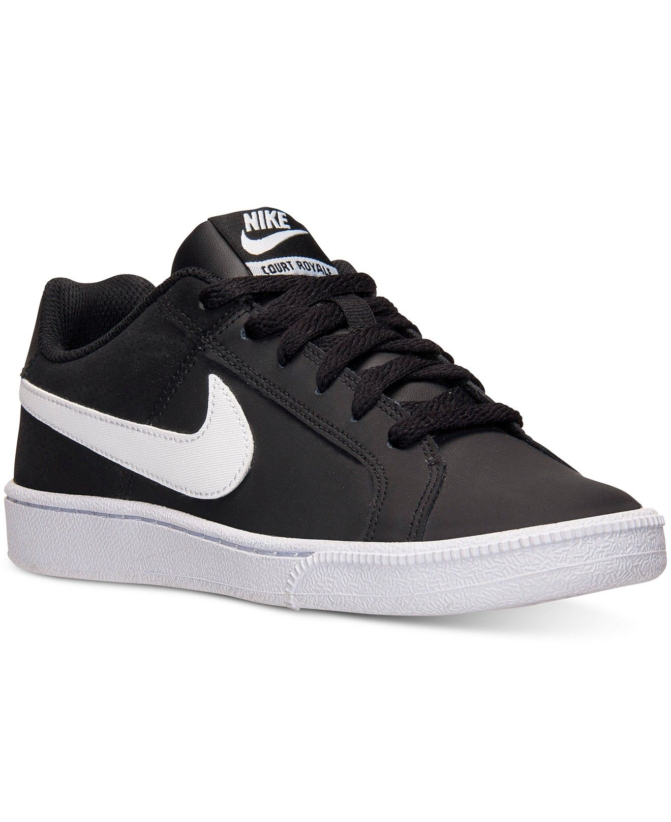 Nike Women's Court Royale Casual Sneakers from Finish Line - Finish Line  Athletic Shoes - Shoes