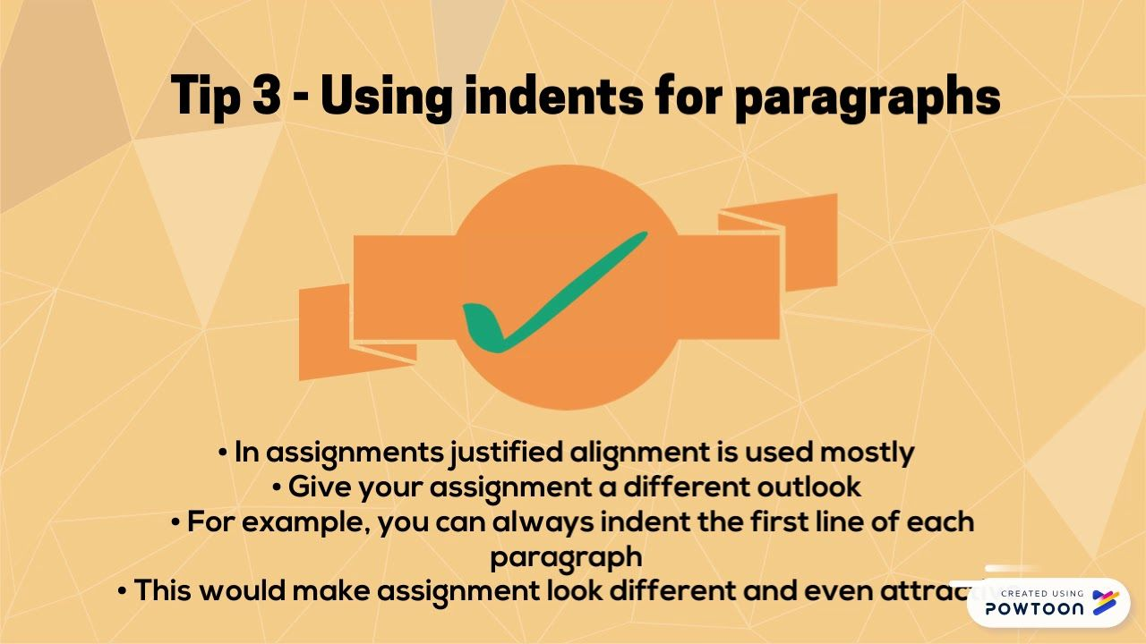 5 tips to make an attractive and professional assignment