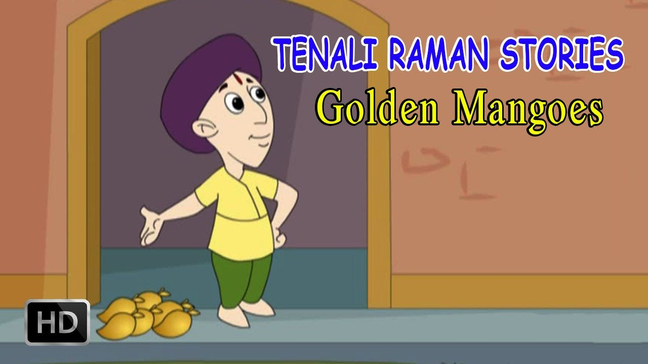 Tenali Raman Stories - Golden Mangoes - Short Stories for