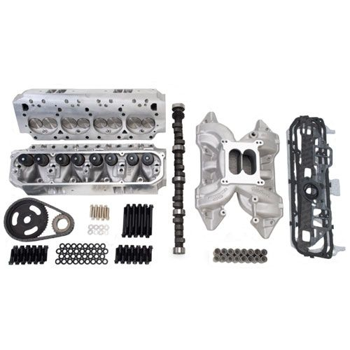 Edelbrock 2086 Rpm Power Package Top End Kit For 1968 1979 Big Block Chrysler 383 Jegs Mopar Bristol Cars Performance Racing