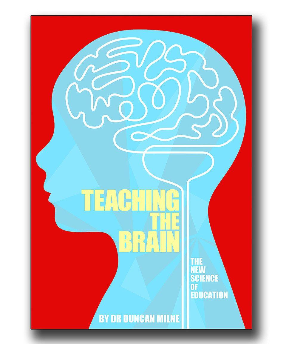 Teaching the Brain Book by Junior Learning #zulily #zulilyfinds