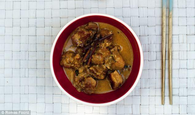 Gok Wan Lamb Rendang Gok Wan Gok Wan Recipes Malaysian Curry