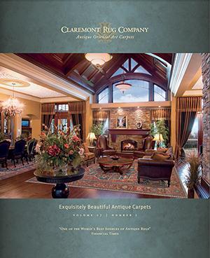 Beautiful Antique Oriental Carpets Interactive Catalog Claremont Rug Company Antique Oriental Rugs Antique Persian Rug