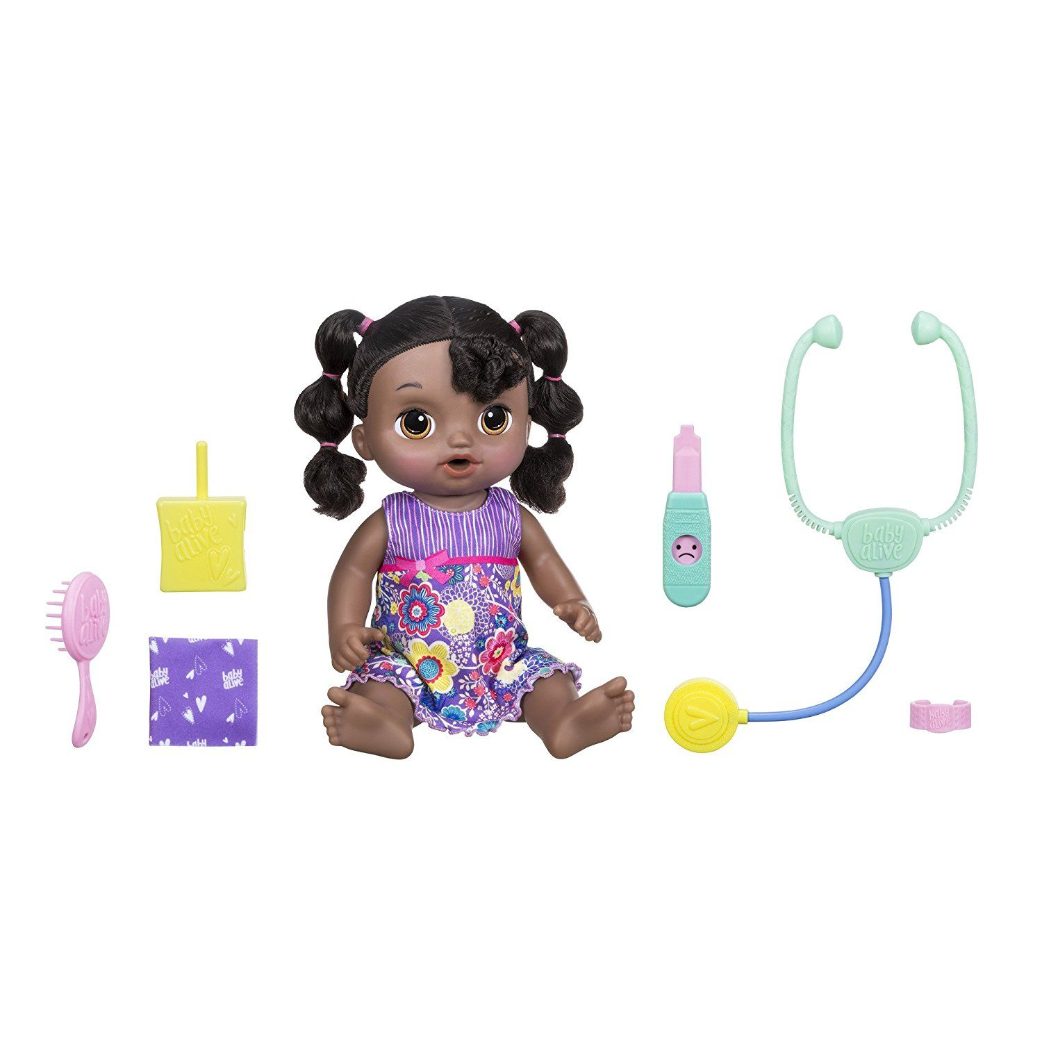 Baby Alive Sweet Tears Baby African American Snagadiscount Baby Alive Baby Crying Baby Dolls