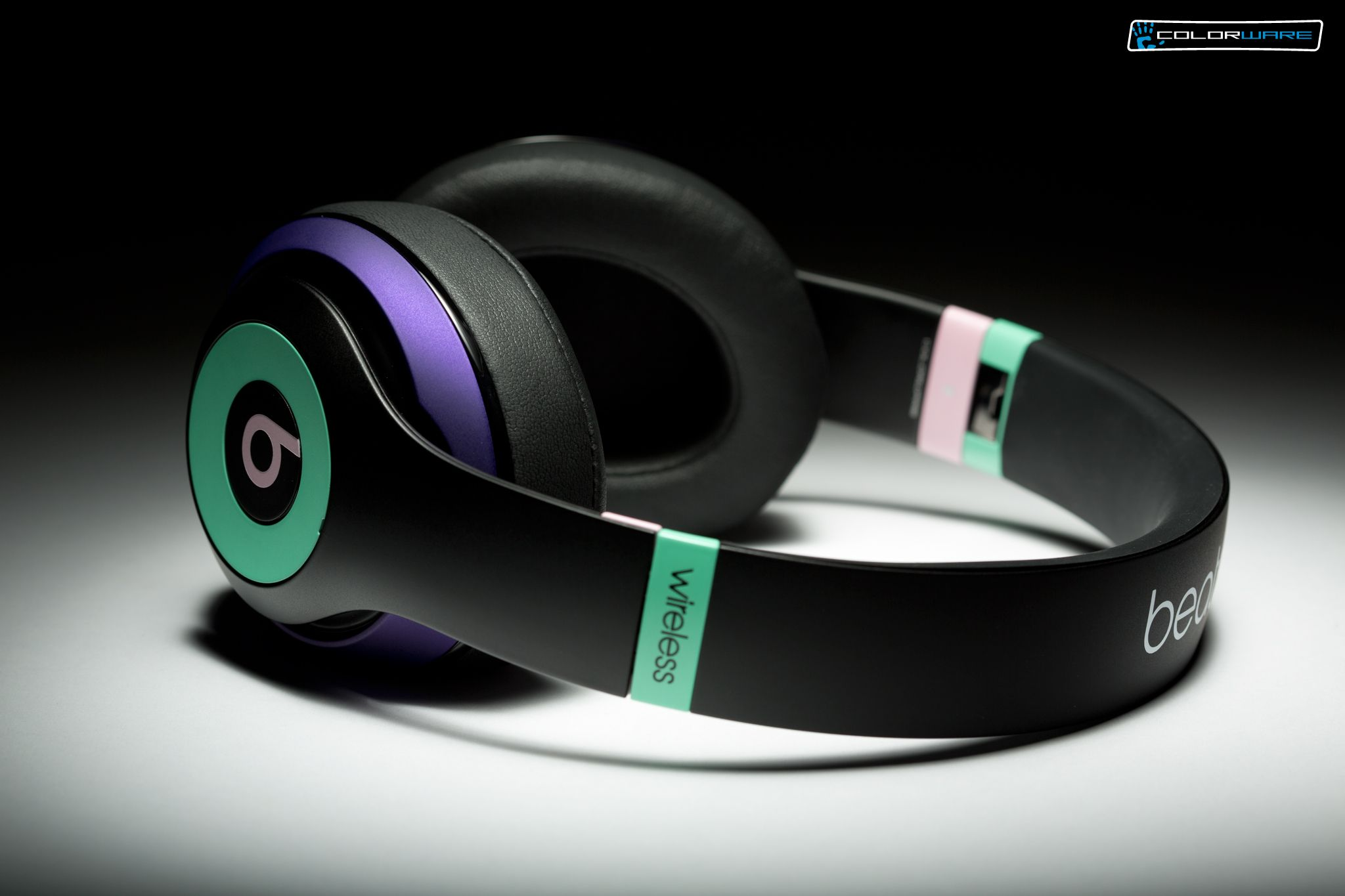 Lovin' this customer's color selection! What do you think? #colorware   #custom   #colorchoice  +Beats by Dre #headphones