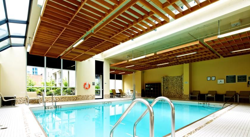 Landis Hotel Suites Vancouver Featuring An Indoor Pool And A