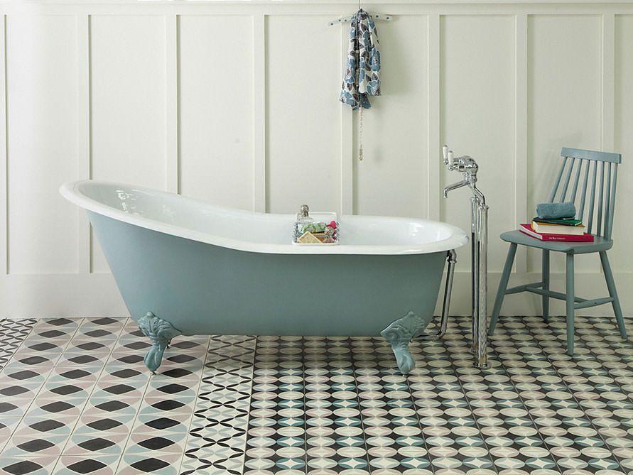 Holzboden Im Bad Badezimmer Glas Dusche Badewanne YouTube - freistehende badewanne