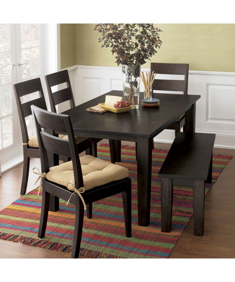 Basque Java Wood Dining Chair | Products | Dining table ...
