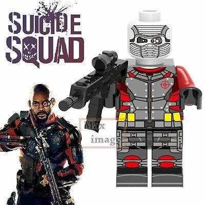 LEGO DC Super Heroes Deadshot minifigure