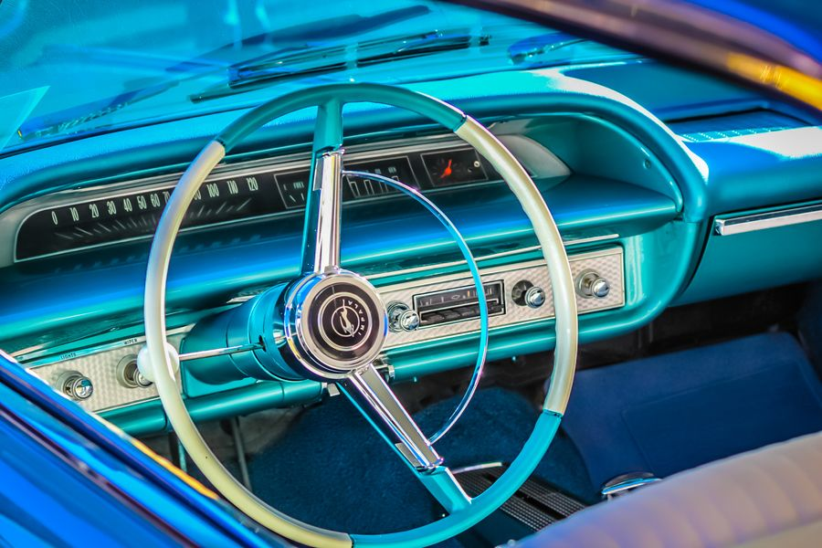 Driving Old School...1963 Chevy Impala SS. | Amazing Photos ...