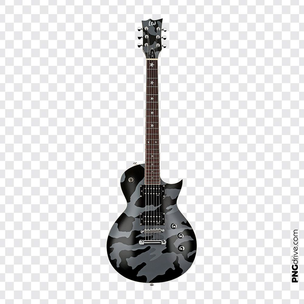Pin By Png Drive On Guitar Png Image Black Steel Guitar Steel