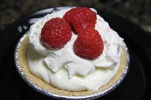Lemon Rasberry Tarts