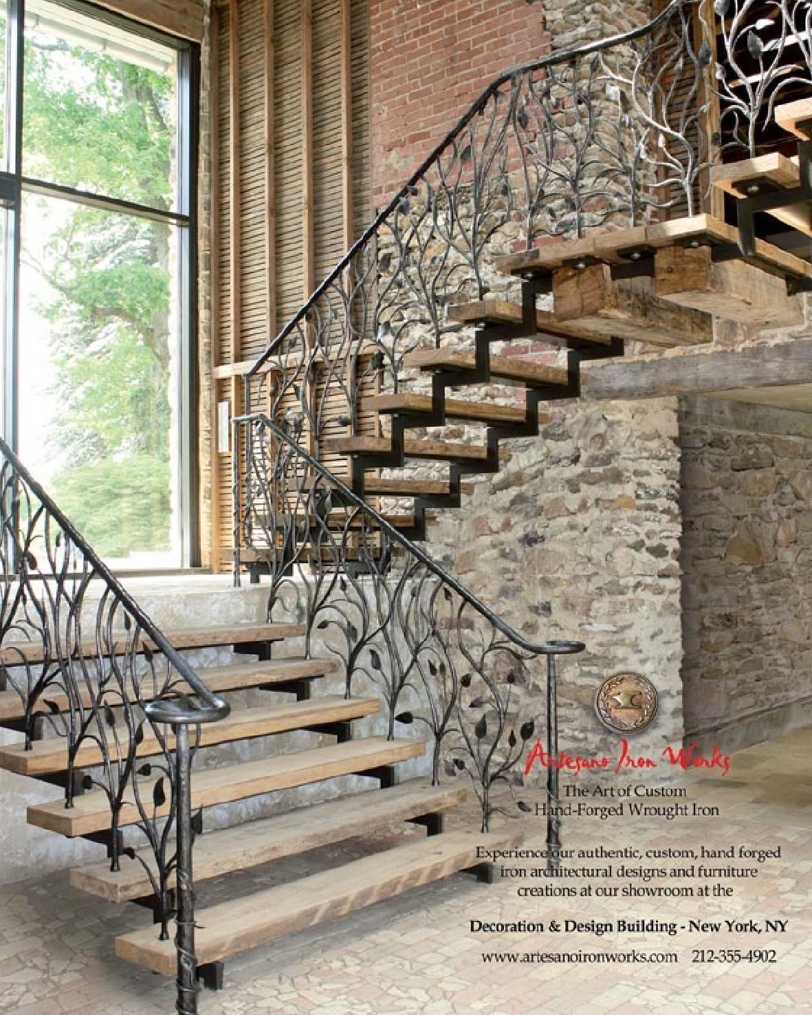 Best Ny Lx10 In 2020 Wrought Iron Staircase Iron Stair 400 x 300