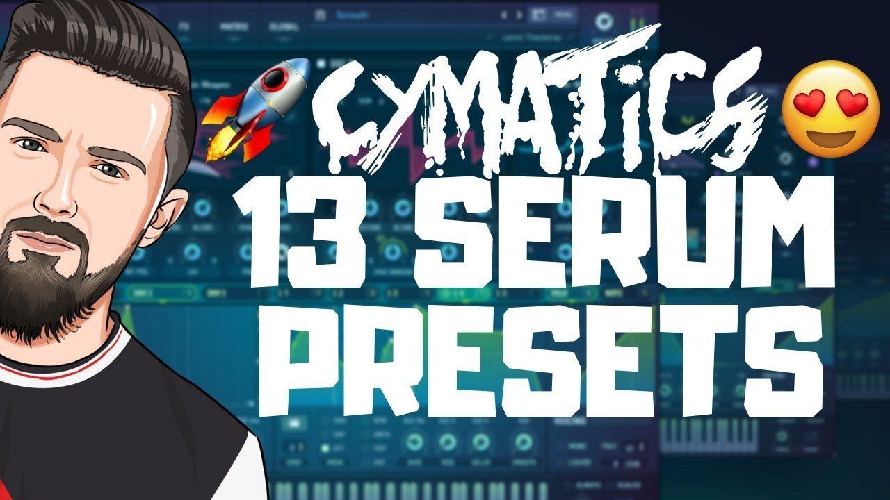 FREE Cymatics Serum Presets 2019! 🔥(13 PRESETS)   Free