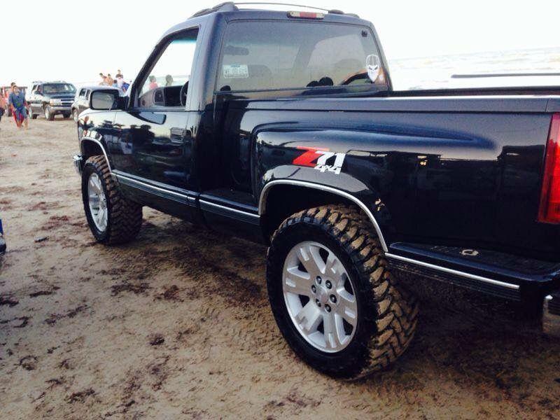 Obs Z71 Step Side Chevy Chevrolet Trucks Custom Chevy Trucks