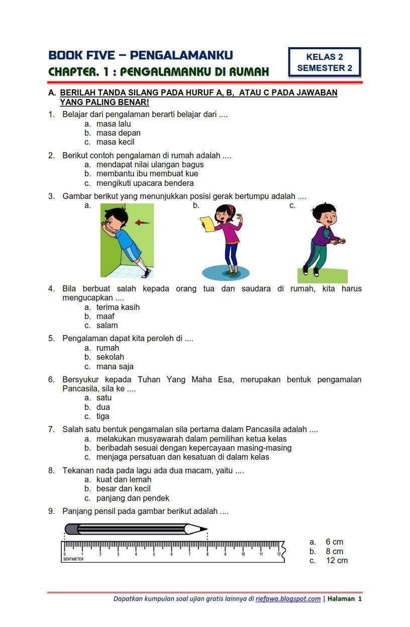 Soal dan jawaban pat ukk b inggris kelas 4 th 2020. Kunci Jawaban Buku Bahasa Inggris Kelas 8 Kurikulum 2013