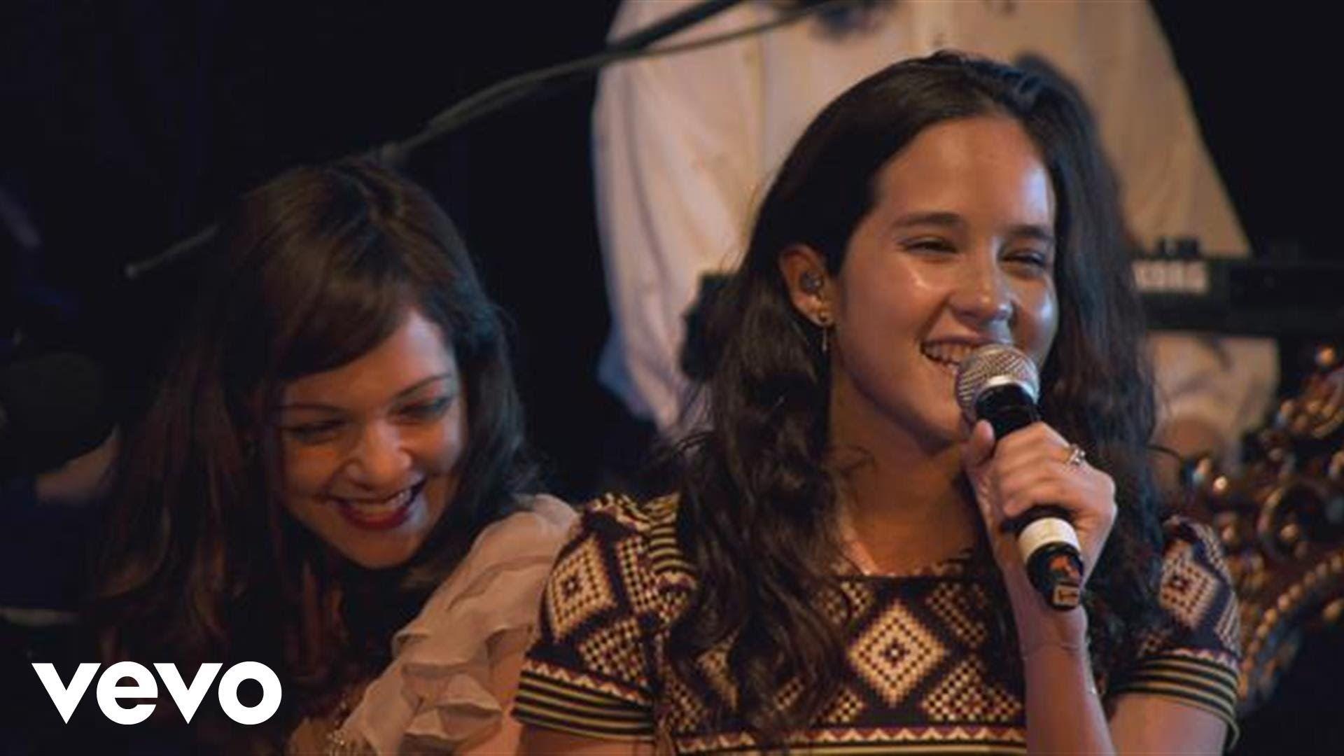 Natalia Lafourcade Amor Amor De Mis Amores A Dueto Con