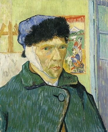 The Real Story Behind Van Gogh S Severed Ear With Images Van