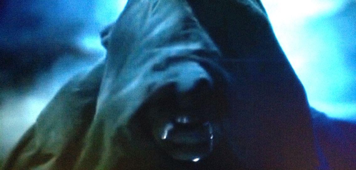 Sorcerer's Stone - Voldemort drinking unicorn blood ...
