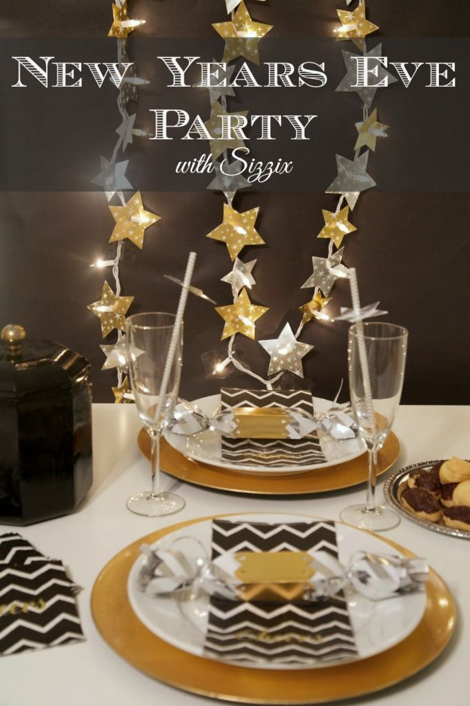 New Years Eve Party - Parties for Pennies | New years eve ...