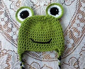 Kermit The Frog Hat by MarysMoxee on Etsy, $20.00