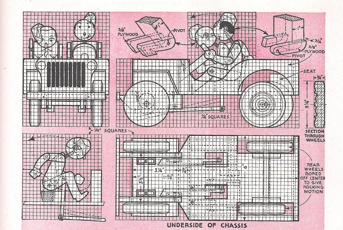 how to build plans for wooden jeep pdf plans | for the kids