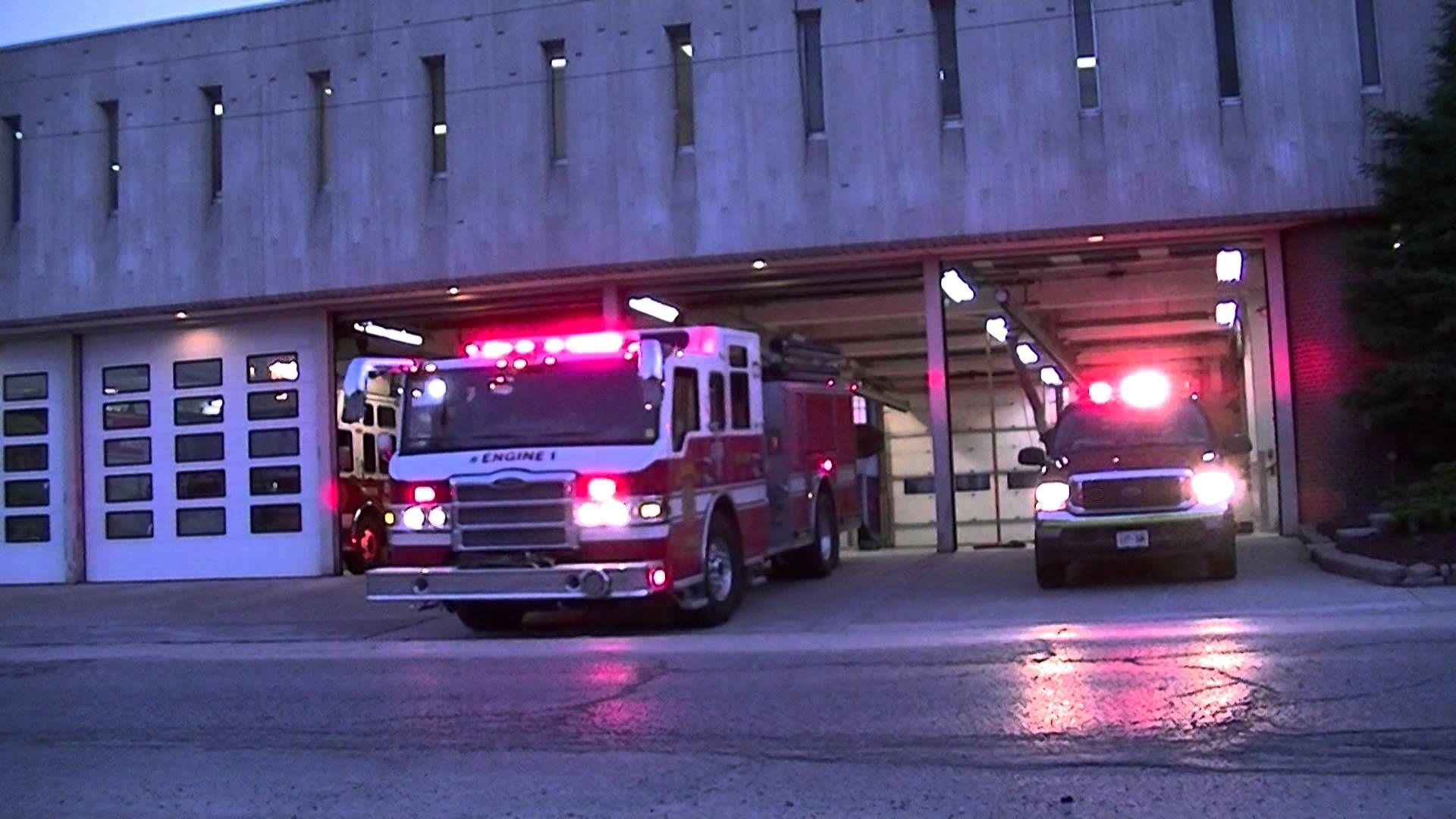 Fire Trucks Fire Station Fire Rescue