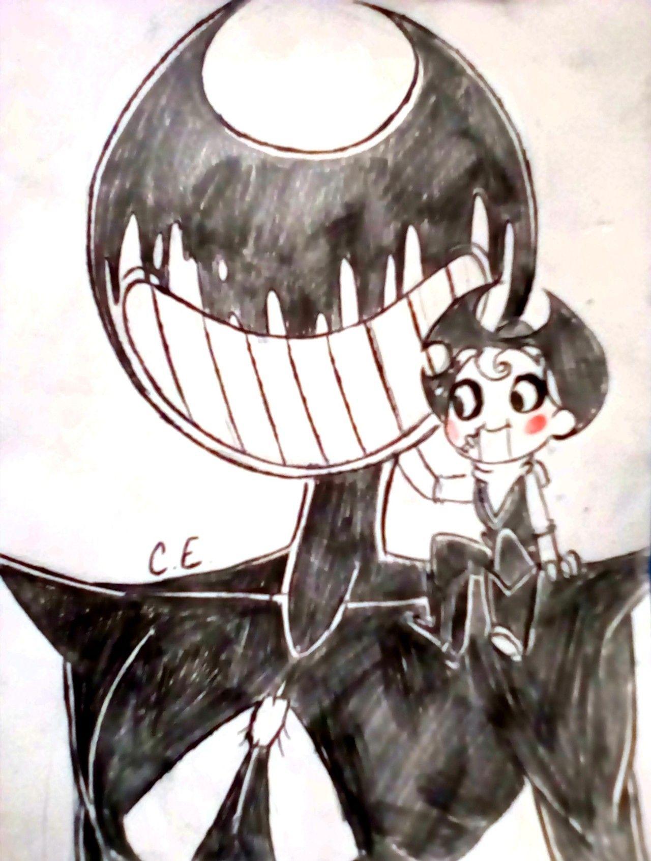 ★Carmen Eldritch★ Bendy and the ink machine, Anime