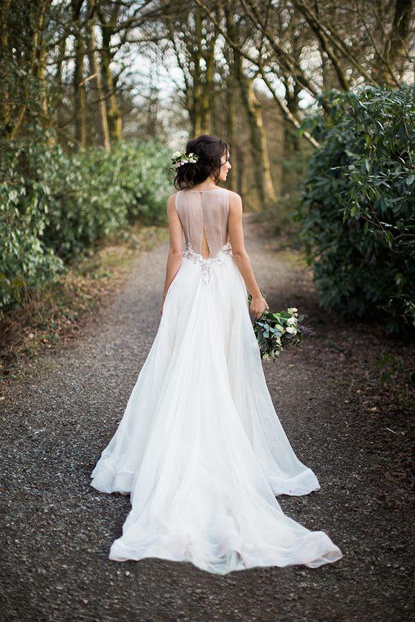 20 Forest Woodland Outdoor Wedding Dress Ideas Wedding Dresses