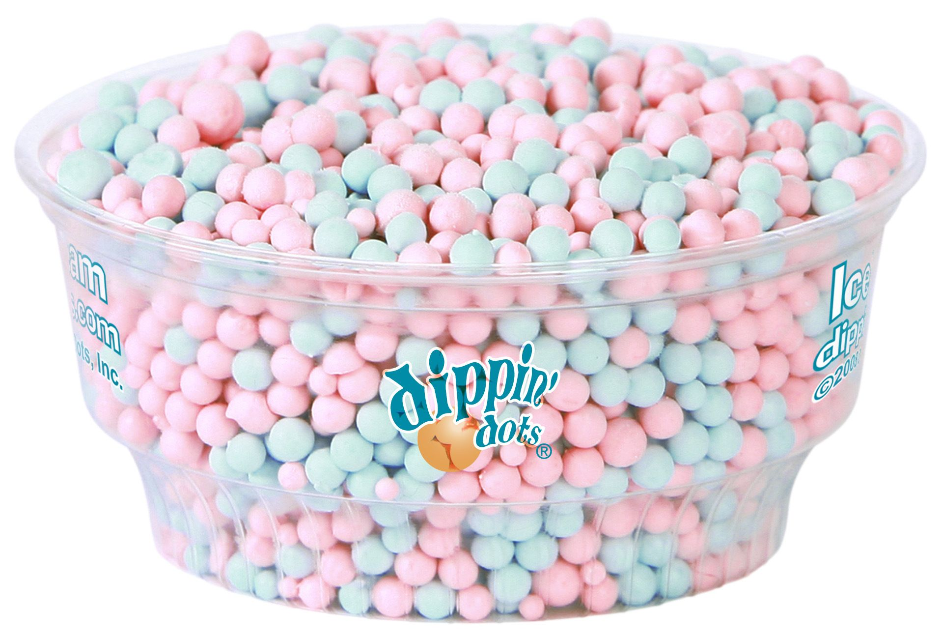 Dippin Dots Instead Of Slices Of Cake On A Hot Summer Birthday