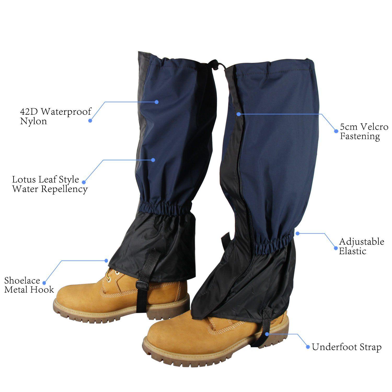 Gaiters Rain Boot Shoe Cover