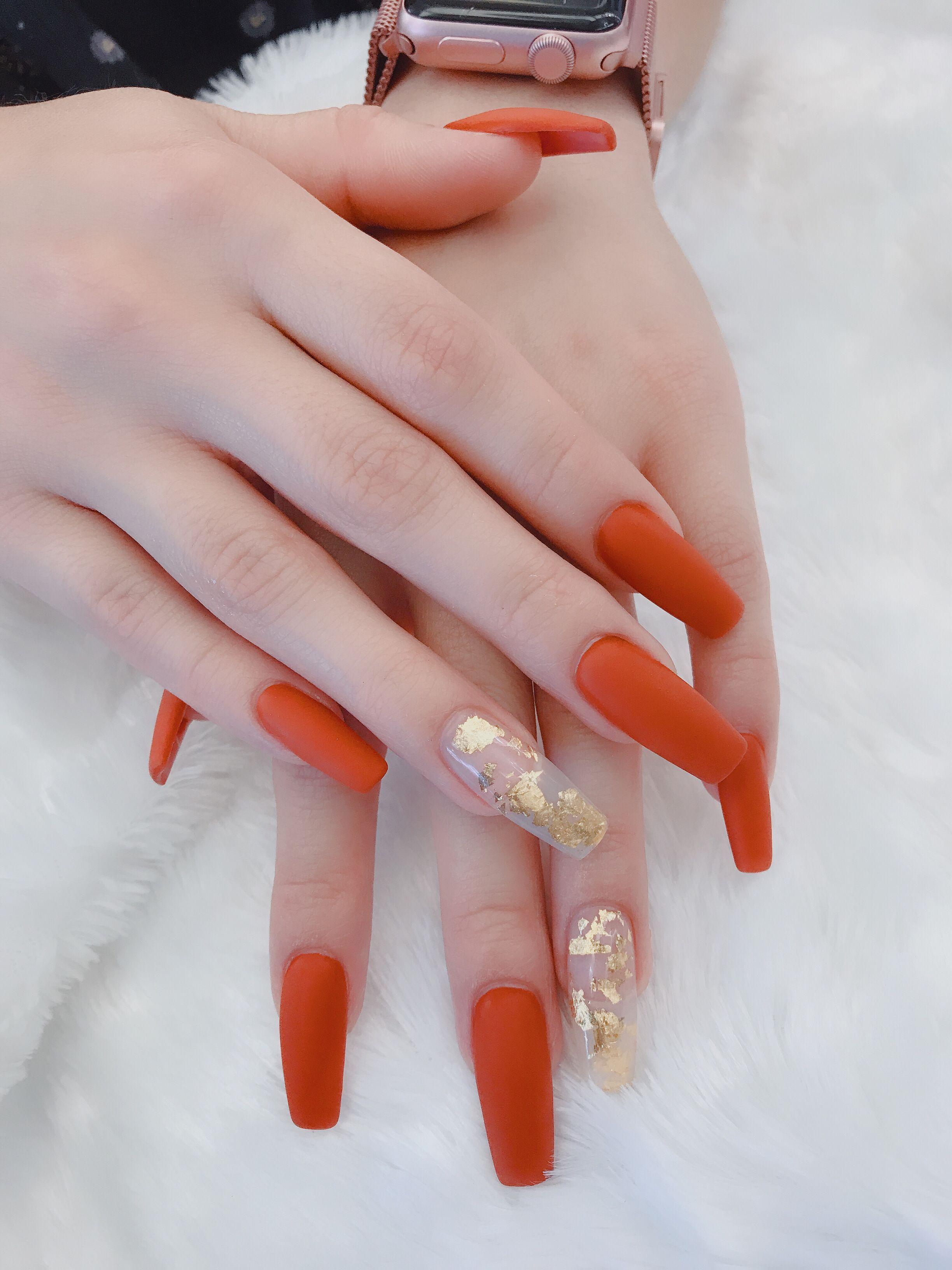 Pinterest Elyy Instagram Elyyanna Fall Acrylic Nails October Nails Fall Nail Art Designs