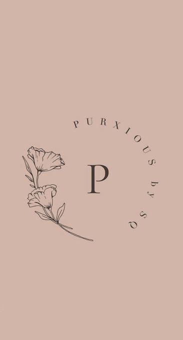 Logo minimaliste et féminin et image de marque professionnelle. Aimer les audacieux la … - Typographie