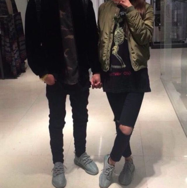 Couple outfits, Yeezy outfit, Stylish
