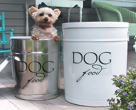 Dog And Cat Food Tins I Designed Wanted Something I Would Be