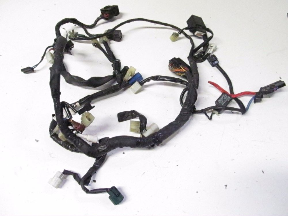 yamaha r6 yzfr6 yzf main wire harness wiring
