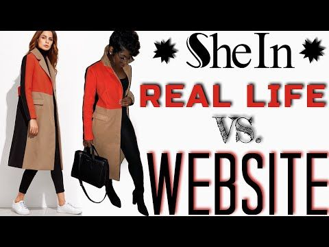 0a9b2e005c (14) SHEIN Try-On Haul 2018 | Real Life vs. Website | iDESIGN8 - YouTube