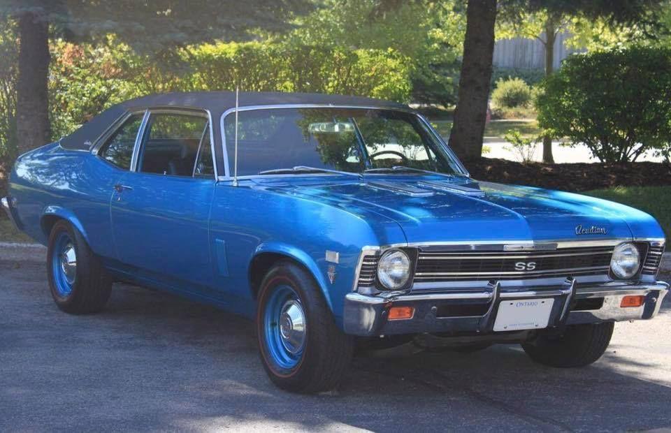 Acadian Canada Pontiac Chevy Muscle Cars Chevrolet Nova