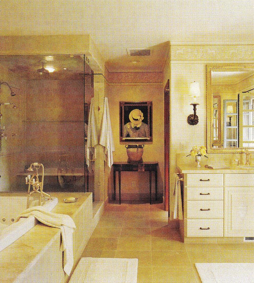 Napa Valley Residence Interior Design Kendall Wilkinsin