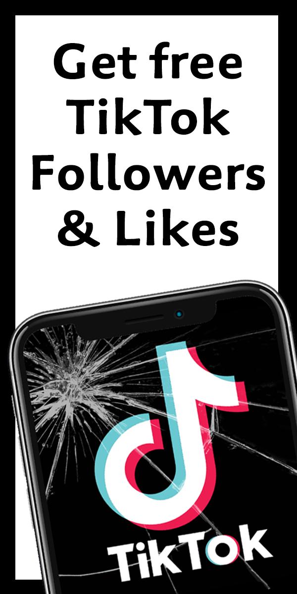 Free Tiktok Fans No Verification Free Followers Free Followers On Instagram How To Get Followers