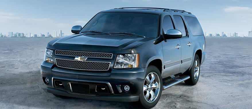 2011 Chevy Suburban Z71 59717 With Options With Images