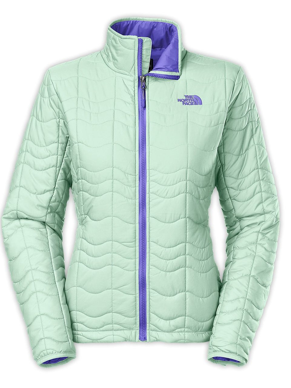 8fd884ad2 North Face Women's Bombay Jacket in Surf Green | Women's Winter ...