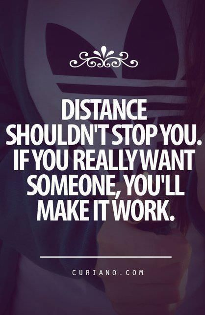 how to make a man miss you long distance