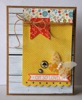 A Project by kimbermcgray from our Cardmaking Gallery originally submitted 03/05/12 at 12:00 AM