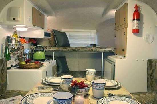 Love When Casitas Have A Theme For The Decor Casita - Casita travel trailers floor plans